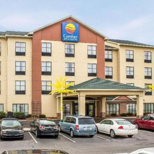 Summit County Fairgrounds Hotels - Comfort Inn & Suites Kent