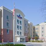 Lone Star Convention Center Accommodation - Candlewood Suites Houston (The Woodlands)