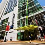Accommodation near Chicago Theatre - theWit Chicago, A DoubleTree by Hilton Hotel