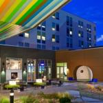 1st Bank Center Hotels - Aloft Broomfield Denver