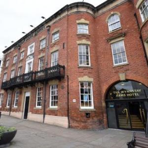 Hotels near Racecourse Ground Wrexham - The Wynnstay Arms Hotel By Marston's Inns