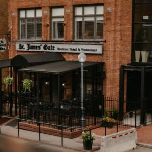 St. James' Gate Boutique Hotel