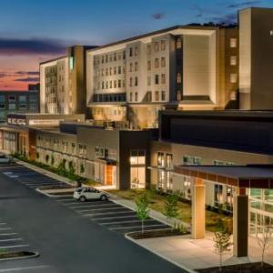 Ruoff Home Mortgage Music Center Hotels - Embassy Suites By Hilton Noblesville Indianapolis Conv Ctr