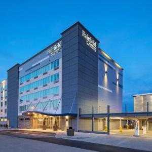 Fairfield Inn and Suites by Marriott St Louis Downtown