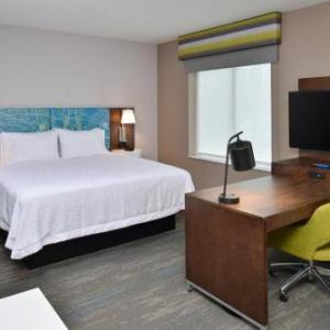 Hampton Inn & Suites Adrian Mi