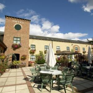 Hotels near St George's Hall Bradford - Corn Mill Lodge Hotel