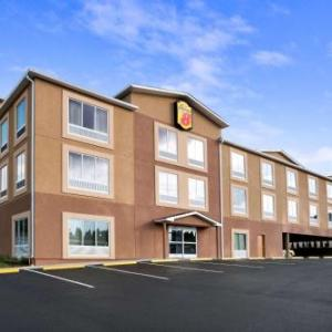 Hershey Theatre Hotels - Super 8 By Wyndham Hershey