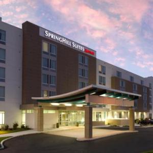 Hotels near Harrah's Philadelphia Casino & Racetrack - Springhill Suites Philadelphia Airport/Ridley Park