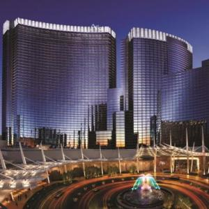 The Colosseum Caesars Palace Hotels - ARIA Resort & Casino