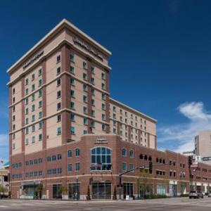 Hotels near Mardi Gras Ballroom Boise - Hampton Inn & Suites Boise-downtown