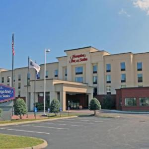 Hampton Inn & Suites Norfolk-Airport Va