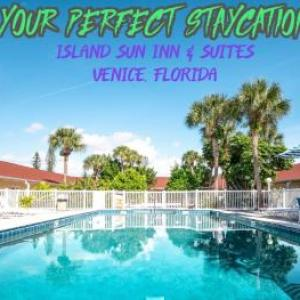 Hotels near Cool Today Park - Island Sun Inn & Suites - Venice Florida Historic Downtown & Beach Getaway