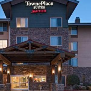 Fort Bragg Hotels - Towneplace Suites Fayetteville Cross Creek