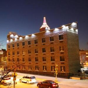 West Side Tennis Club Hotels - Paris Suites Hotel New York