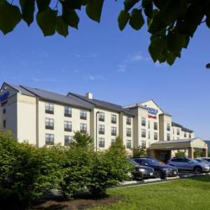 Hotels near Wapocoma Campground - Fairfield Inn & Suites Cumberland