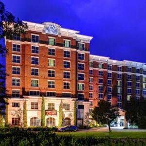 Hotels near Beckham Field - Hilton Columbia Center