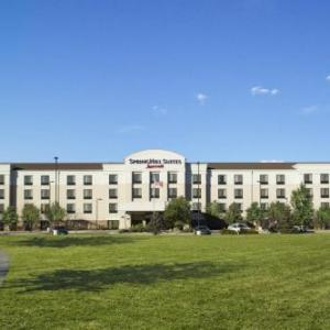 SpringHill Suites by Marriott Omaha East/Council Bluffs IA