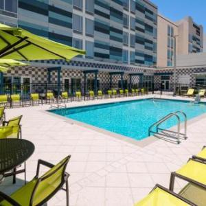 Jenkins Arena Hotels - SpringHill Suites Lakeland