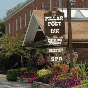 Hotels near Butler's Barracks National Historic Site - Pillar And Post Inn & Spa