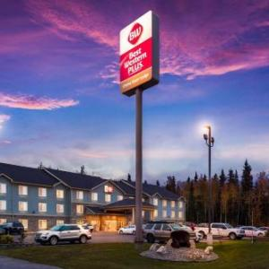 Carlson Center Hotels - Best Western Plus Chena River Lodge