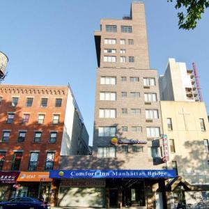 The Delancey Hotels - Comfort Inn Manhattan Bridge