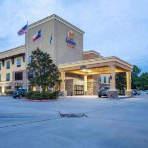 Hotels near SplashTown Houston - Comfort Suites Spring