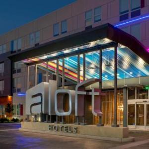 Hotels near Connie Claussen Field - Aloft Omaha Aksarben Village