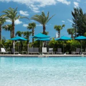 Hampton Inn & Suites Cape Canaveral Cruise Port Fl