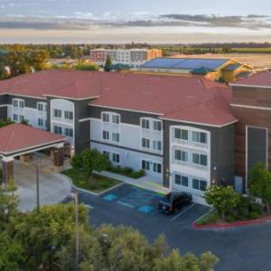 College of the Sequoias Theatre Hotels - La Quinta Inn & Suites Visalia