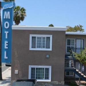 Hotels near Saint Rocke - Seaside Motel
