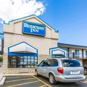 Rodeway Inn Billings Logan Intl Airport Near St. Vincent Hospital