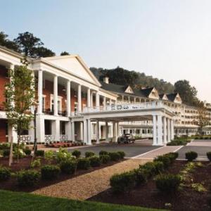Hotels near Western Maryland Scenic Railroad - Omni Bedford Springs Resort