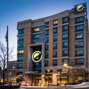 Hotels near The Waiting Room Lounge - Element Omaha Midtown Crossing