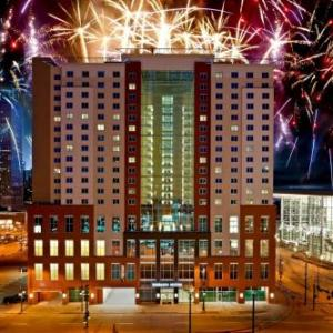 Hard Rock Cafe Denver Hotels - Embassy Suites Denver Downtown Convention Center