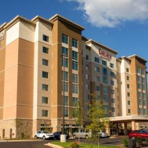 Hotels near Toyota Field Madison - Drury Inn & Suites Huntsville Space & Rocket Center