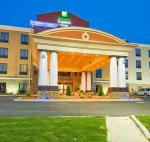 Hamilton Alabama Hotels - Holiday Inn Express Fulton