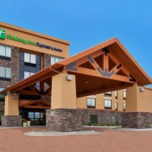 Holiday Inn Express Hotel & Suites Great Falls