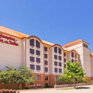 Hotels near Devil's Bowl Speedway - Hampton Inn And Suites Dallas/Mesquite