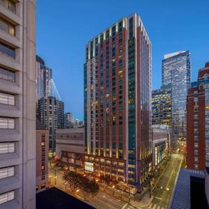 Seattle University Redhawk Center Hotels - Grand Hyatt Seattle