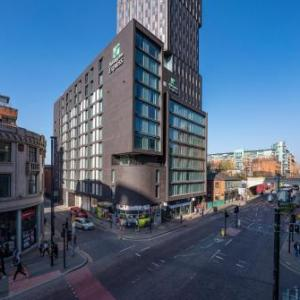 Dancehouse Theatre Hotels - Holiday Inn Express Manchester Cc-Oxford Rd
