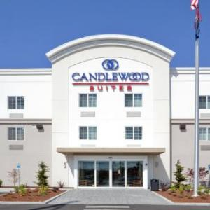 Fort Lewis Tacoma Hotels - Candlewood Suites Lakewood