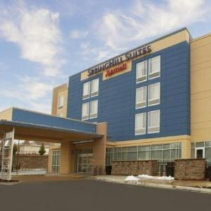 Macon Coliseum Hotels - SpringHill Suites by Marriott Macon