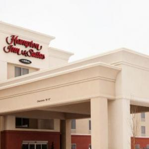 Hampton Inn & Suites Lethbridge Ab Cn