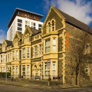 Viola Arena Cardiff Hotels - Nomad Backpacker