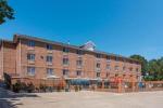Chestnutridge Missouri Hotels - Rodeway Inn Branson, Brick House