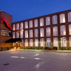 Hotels near Riverfront Park Lynchburg - Craddock Terry Hotel & Event Center