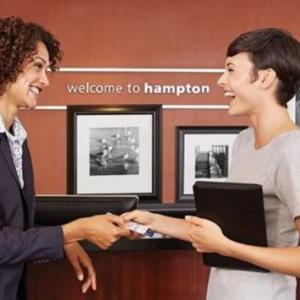 Hampton Inn & Suites Deptford Nj