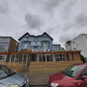 West Cliff Theatre Clacton-on-Sea Hotels - OYO Pier Hotel