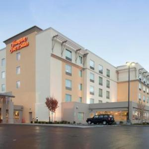 Hotels near Christian Faith Center Federal Way - Hampton Inn & Suites Seattle/Federal Way