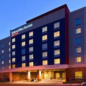 Hotels near Freeman Coliseum - SpringHill Suites by Marriott San Antonio Alamo Plaza/Convention Center